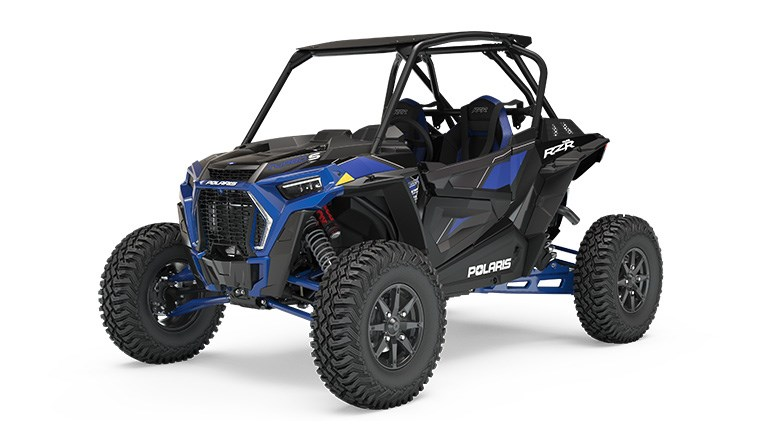 RZR XP Turbo S Polaris Blue