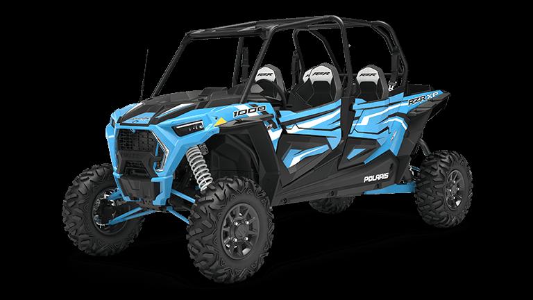 RZR XP® 4 1000 Ride Command