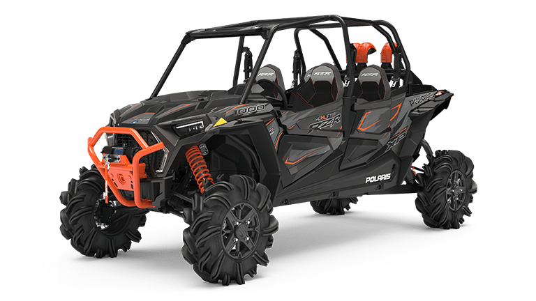 RZR XP 4 1000 High Lifter Stealth Black