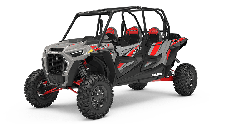 RZR XP 4 Turbo Dynamix Edition