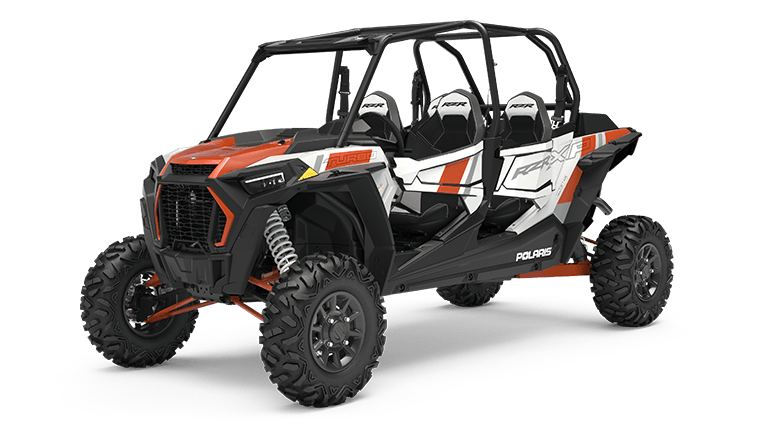 RZR XP 4 Turbo EPS Matte White Pearl