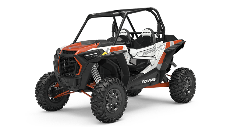 RZR XP Turbo Matte White Pearl