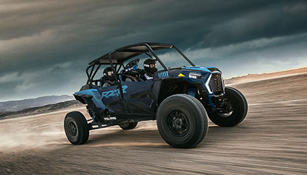 Side By Side >> 4 Seater Side By Sides Polaris Rzr
