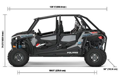 Rzr 1000 Dimensions >> Specs 2020 Polaris Rzr S4 1000 Turbo Silver Sxs Polaris
