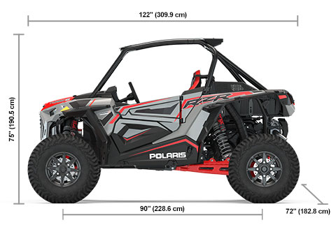 Specs: 2020 Polaris RZR XP Turbo S - Ghost gray SxS | Polaris