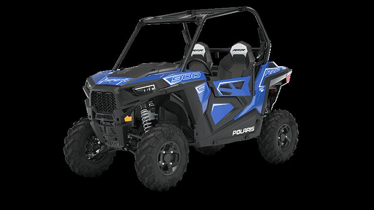 RZR 900 FOX Edition Radar Blue