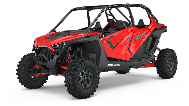RZR PRO XP 4 Premium Indy Red