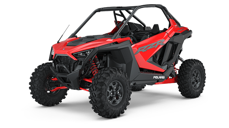 RZR PRO XP Ultimate Indy Red