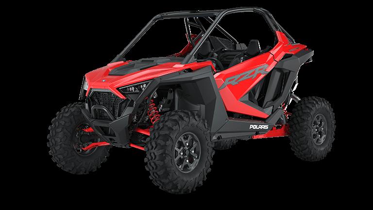 RZR PRO XP Premium Indy Red