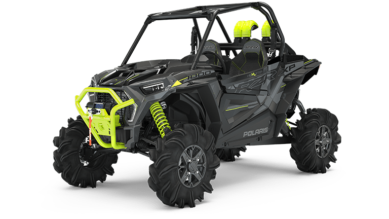 RZR XP 1000 High Lifter Stealth Gray