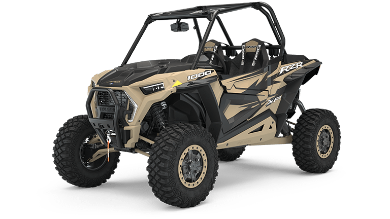 RZR XP 1000 Trails & Rocks Military Tan