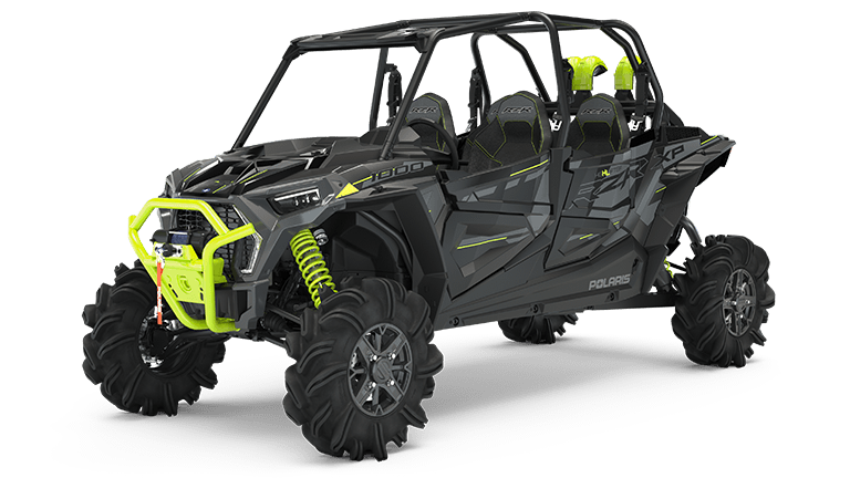RZR XP 4 1000 High Stealth Gray