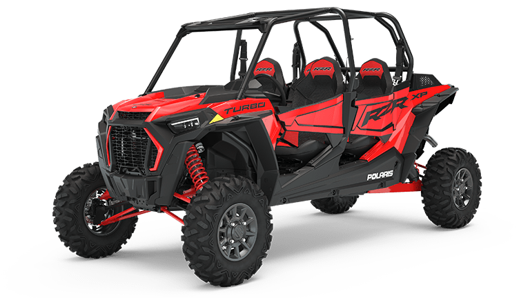 RZR XP 4 Turbo Image