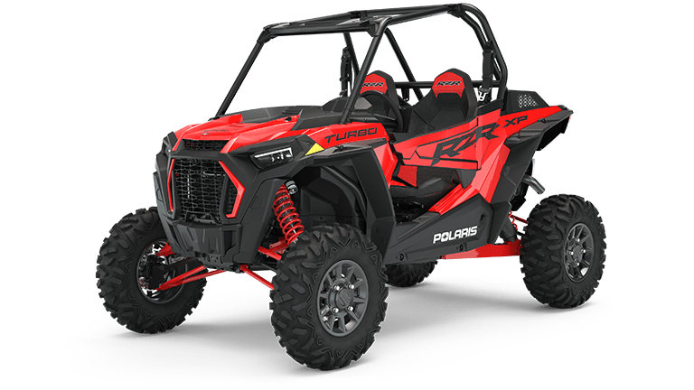 RZR XP Turbo Indy Red