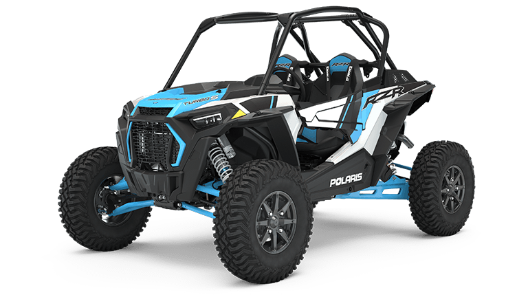 RZR XP Turbo S Velocity Matte White