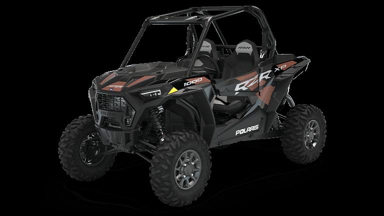 Specs: 2021 Polaris RZR XP 1000 Sport Matte Copper
