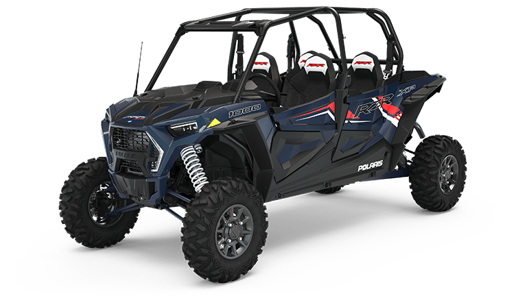 4 Seater Side By Sides Polaris Rzr