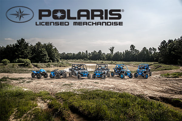 POLARIS® LICENSED PRODUCTS