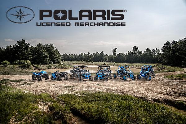 POLARIS® LICENSED PRODUCTS & Polaris Sportsman ATV Accessories