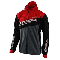 Troy Lee Designs RZR Pit Jacket, Black/Red