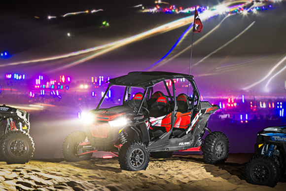Returning home from Glamis?