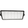 Painted Front Grille - White Pearl - Image 3 de 6