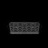Painted Front Grille - Black Pearl - Image 2 de 5