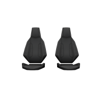 Velocity Street Seats - Black - Pair