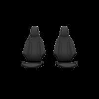 Velocity Street Seats - Black - Pair