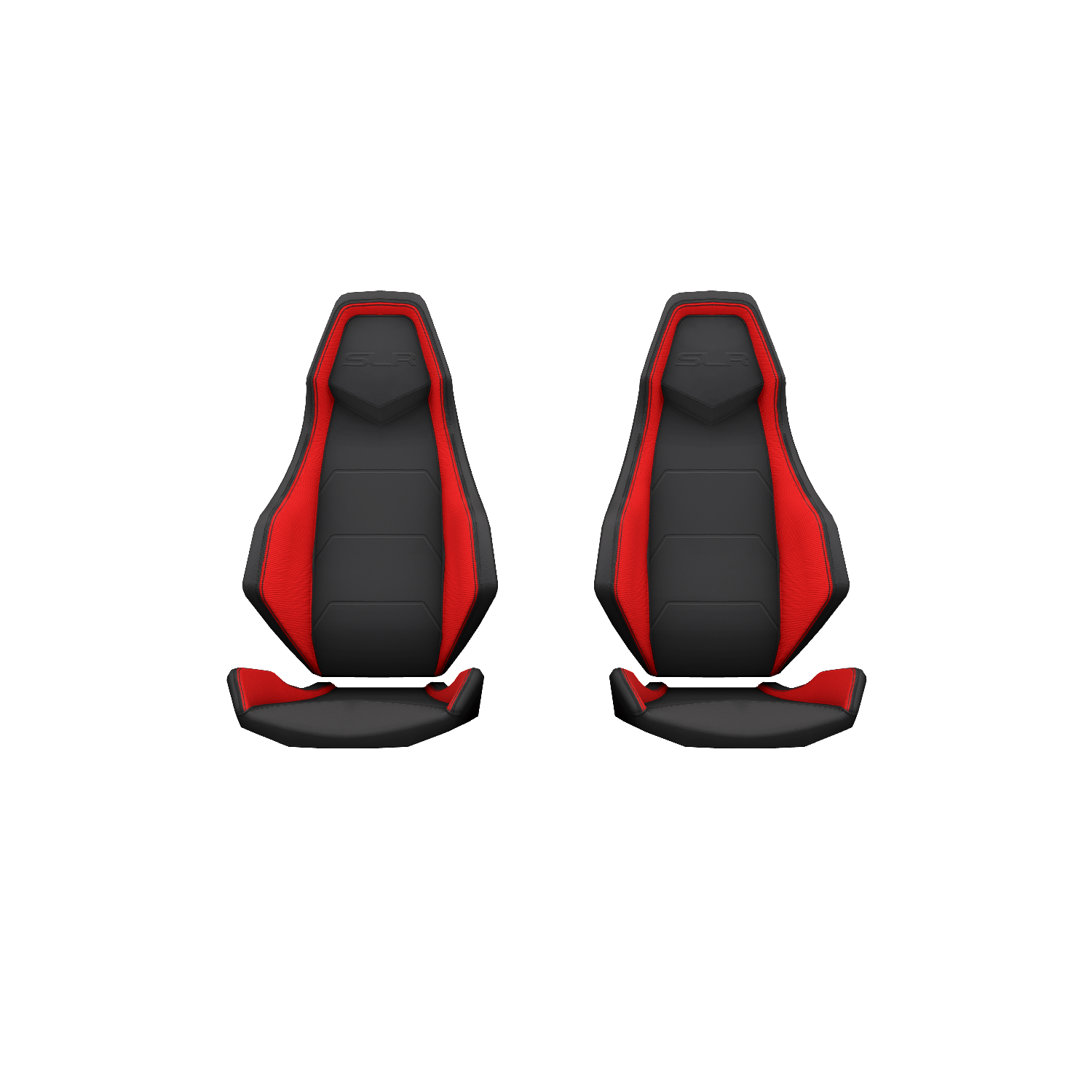 Velocity Street Sport Seats - Red Pearl - Pair