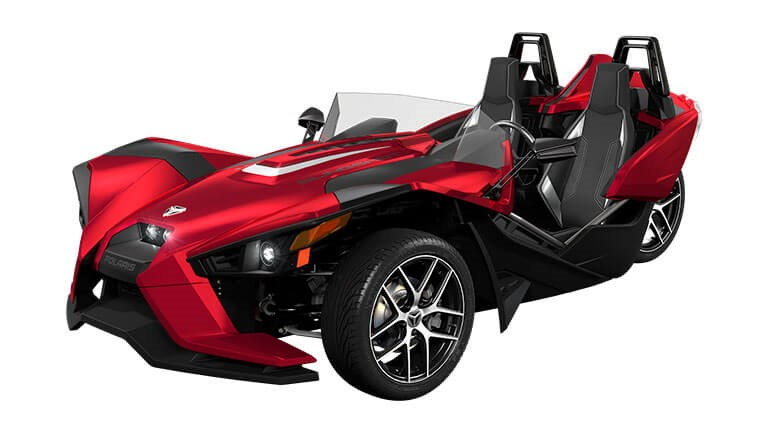 Slingshot SL Sunset Red