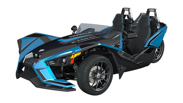Slingshot SLR Electric Blue