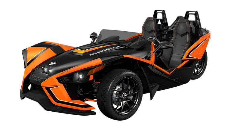 Slingshot SLR Orange Madness