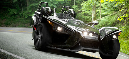 Polaris® annouces new limited edition Slingshot® at 2015 Las