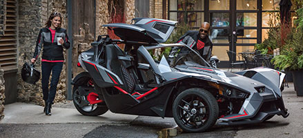 Slingshot New Grand Touring LE