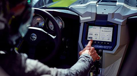 Advanced Vehicle Data