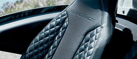 Slingshot Quilted Comfort Seats