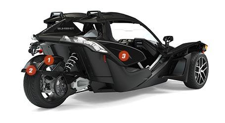 Slingshot GT Bold Styling
