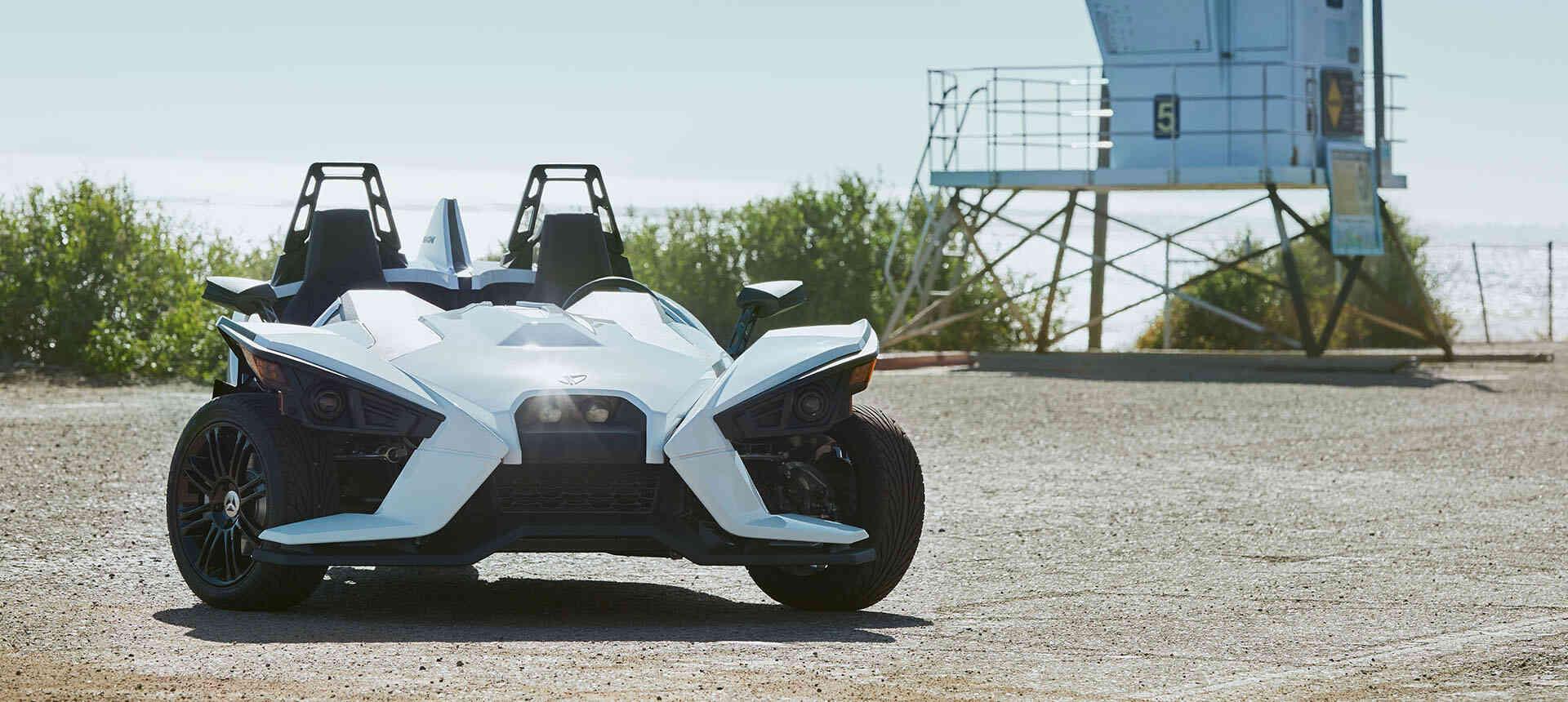 2019 polaris slingshot s 3 wheel motorcycle polaris slingshot Spyder Car view