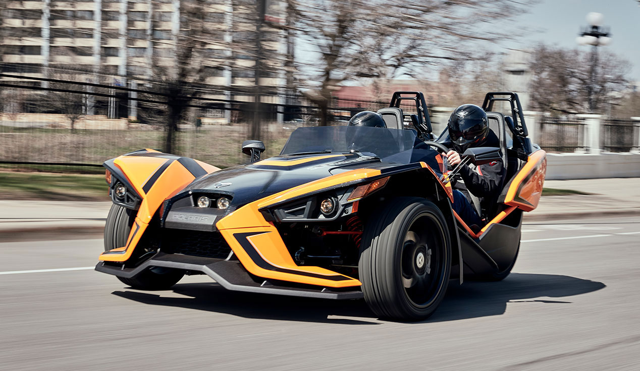 2019 Polaris Slingshot SLR - 3 Wheel Motorcycle | Polaris