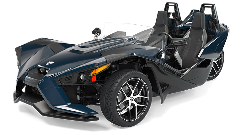 Slingshot Open Air Roadster 3 Wheel Motorcycle Polaris