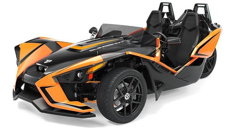 Slingshot SLR Afterburner Orange