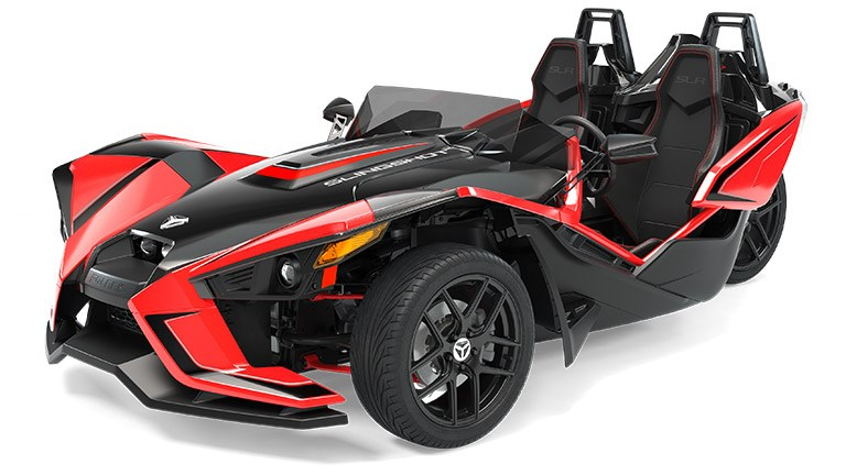 2019 Polaris Slingshot Slr 3 Wheel Motorcycle Polaris Slingshot