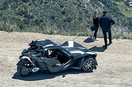 POLARIS SLINGSHOT RENTAL: WHEN A TEST DRIVE ISN'T ENOUGH