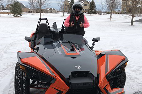 Tips For Winterizing Your Slingshot