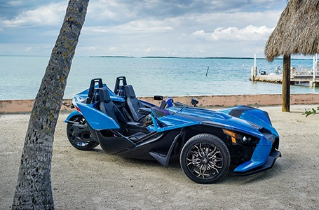 What is a Slingshot Autocycle?