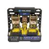 "1.5"" x 15' 5,500 Lb Ratchet Strap (2-Pack) - Image 1 of 1"