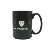Slingshot® Coffee Mug, Black - Image 1 de 1