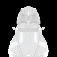 Exterior Painted Kit - White Lightning