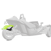 305MM Rear Fender - Lime Squeeze